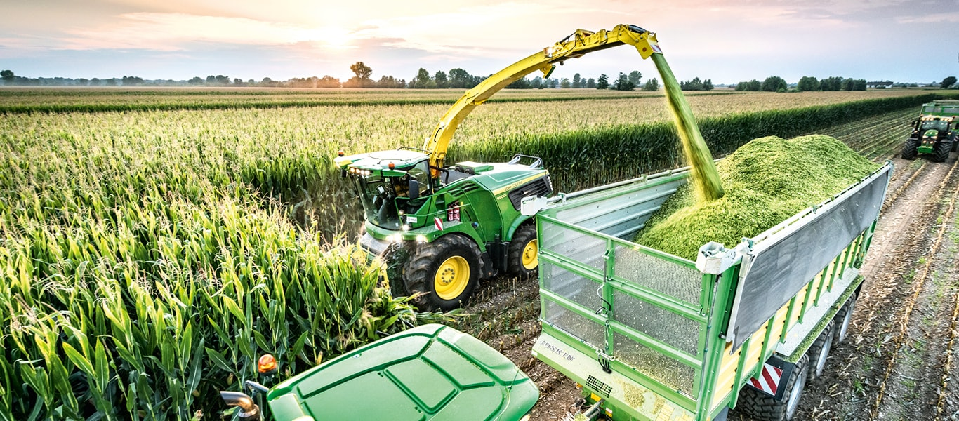John Deere Connected Support<sup></sup>